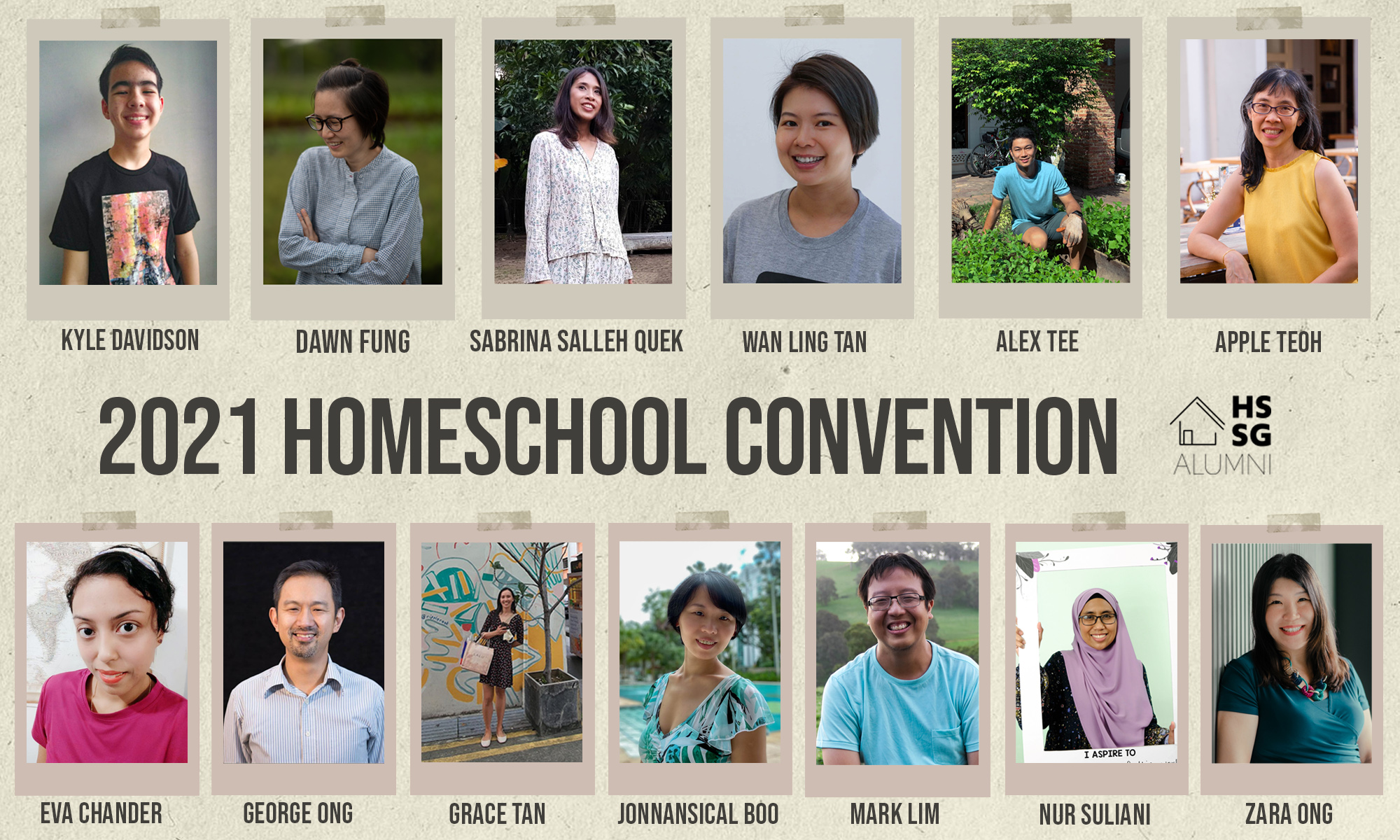 Homeschool Alumni SG